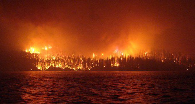 Noticias climáticas: Grecia, presa de las llamas