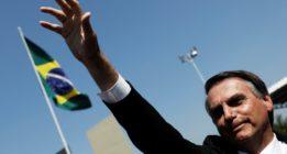 """Bolsonaro, el """"Le Pen"""" de Brasil, ganaría las presidenciales si no se presenta Lula"""