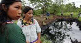 Victoria de Ecuador ante el desastre ambiental de Chevron y otras noticias de América Latina