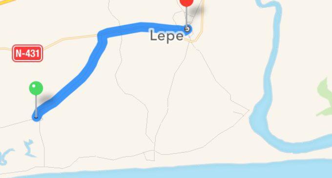 La travesía de Lepe