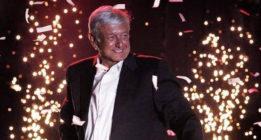 Histórica victoria de la izquierda en México con López Obrador