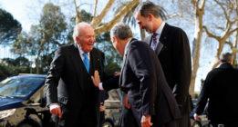 Juan Carlos I, el presunto anómalo