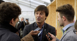 Noticias climáticas: El ministro Hulot destapa las vergüenzas de Emmanuel Macron
