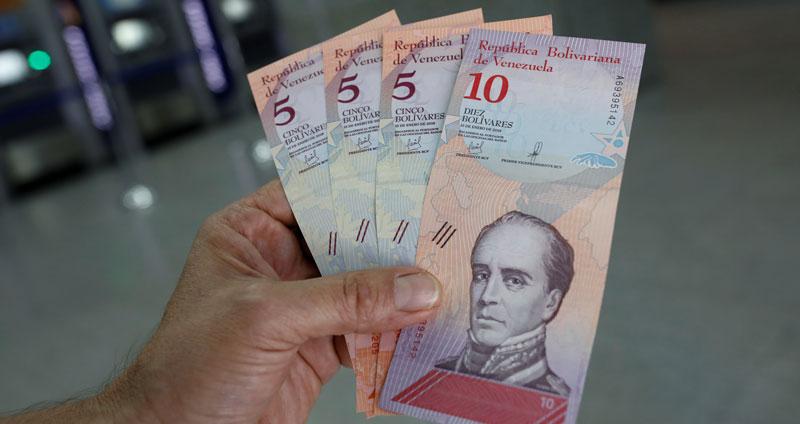 Dinero en Venezuela