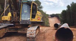 Macron enfría el gasoducto entre Francia y España