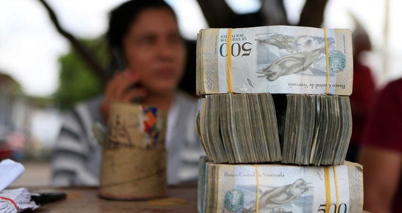 La hiperinflación en Venezuela no ha sido generada por crear mucho dinero (y II)