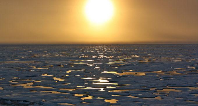 2018 es el sexto año en la historia con menos hielo en el Ártico