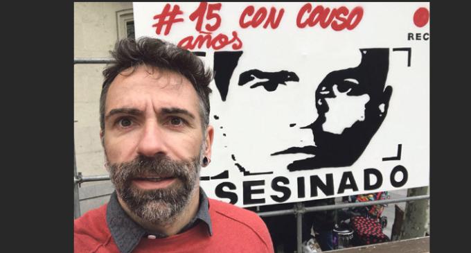 Exigir justicia para José Couso 365 días al año