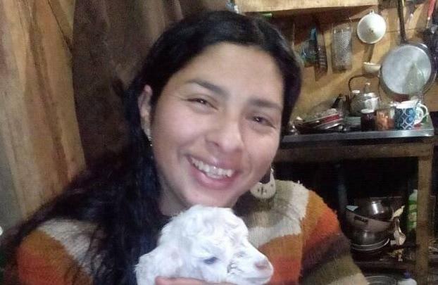 Macarena Valdes fue hallada muerta en su casa, en Chile, después de recibir amenazas por oponerse a la construcción de una hidroeléctrica. Foto: Rubén Collío/Facebook