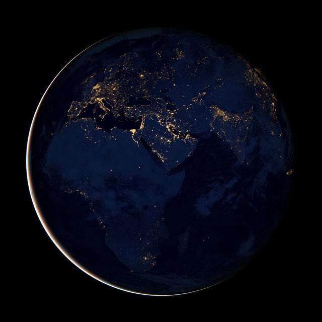 La humanidad se enfrenta a un reto sin precedentes. Foto: NASA Goddard Space Flight Center/Flickr (CC BY 2.0)