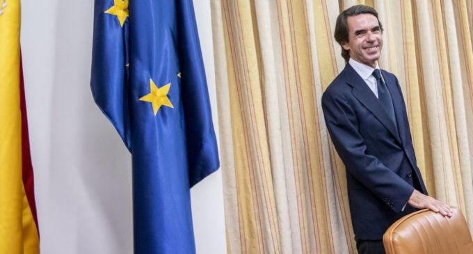 Aznar, el patriota patético