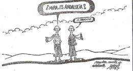 """""""¡Mira, es Andalucía"""""""