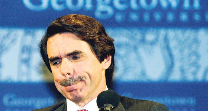 Aznar: de Moncloa a la empresa en 23 días