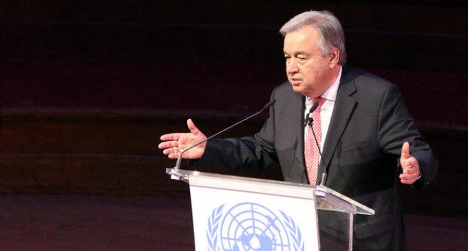 """COP 24: Guterres advierte al mundo de la ruta """"inmoral y suicida"""" en la que se encuentra"""