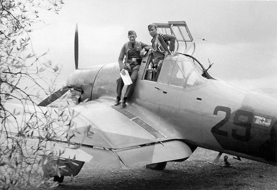 Junkers 87A