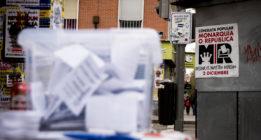 Un 92,9% vota a favor de la república en el referéndum celebrado en Madrid