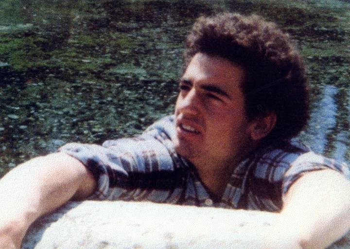 El joven estudiante Arturo Ruiz.