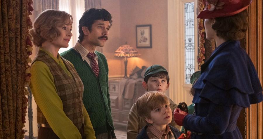 'El regreso de Mary Poppins'.