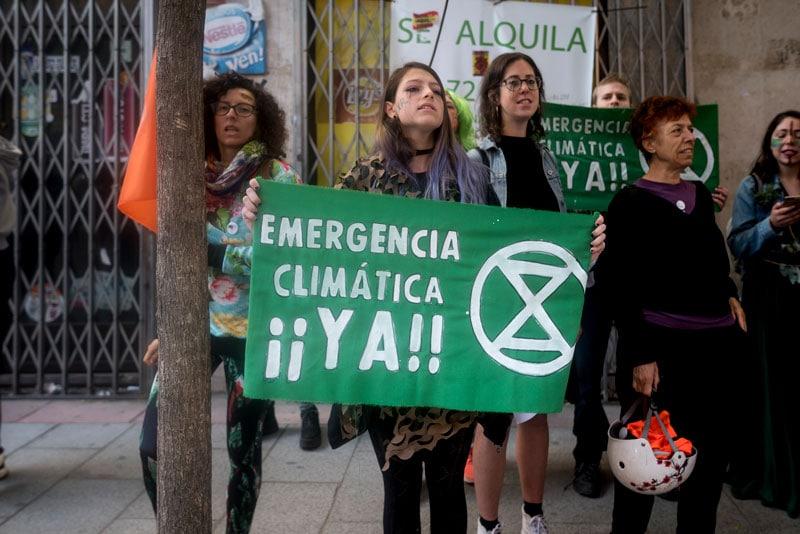 El Congreso apoya la declaración de emergencia climática en España