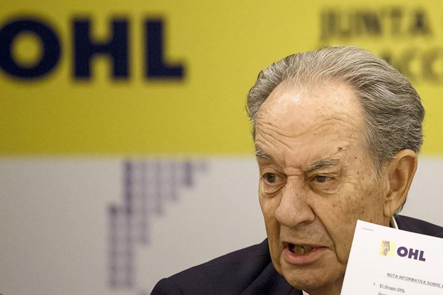 lamarea.com: Juan Miguel Villar Mir, fundador del grupo industrial e inmobiliario Villar Mir y ex ministro de Hacienda. JUAN MEDINA/REUTERS