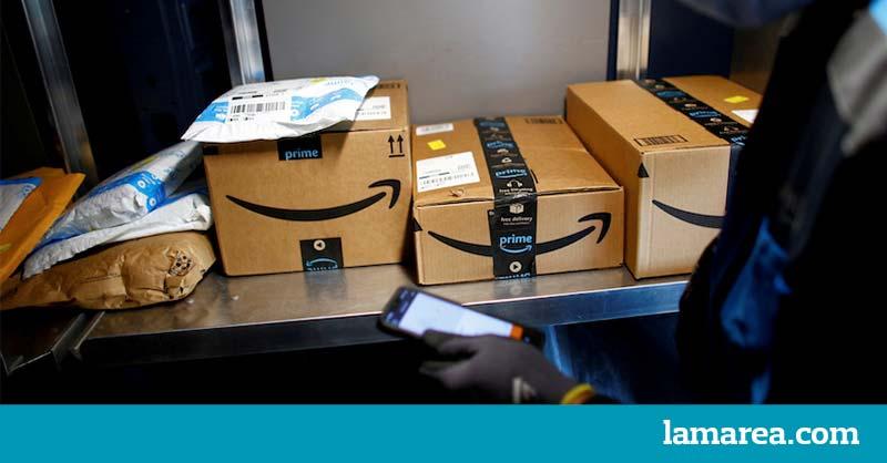 La cara de Amazon: prácticas antisindicales, escuchas, monopolio, falsos autónomos, impuestos